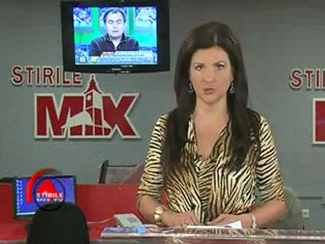 Stirile MixTV 26 Octombrie 2011