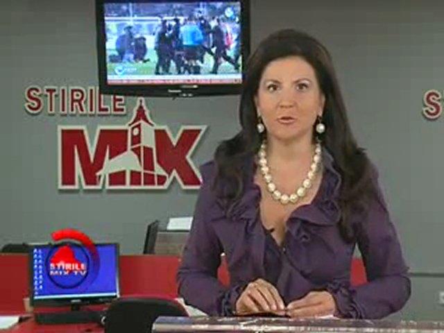 Stirile MixTV 02 Noiembrie 2011