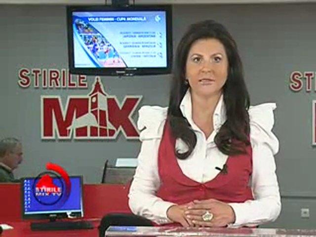 Stirile MixTV 03 Noiembrie 2011