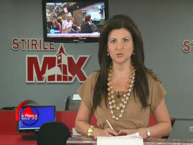 Stirile MixTV 10 Noiembrie 2011 Ora 18:00
