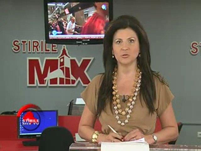 Stirile MixTV 10 Noiembrie 2011