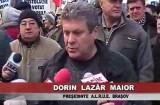 Revoluţionarii au protestat la Braşov