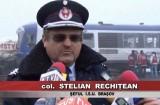 Accident feroviar între Zărneşti şi Râşnov