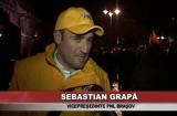 Protestele continuă şi la Braşov