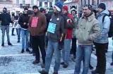 Proteste ACTA la Braşov