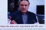 Căncescu răspunde atacurilor suburbane ale PDL-ului