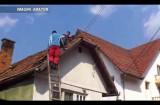 Un tânăr a căzut cu parapanta la Brașov