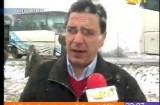 Pedeliştii au blocat aeroportul şi spitalul