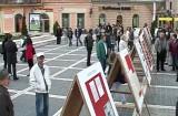 Expoziţie în Piaţa Sfatului