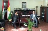 Colaborare cu regiunea Erbil (din Irak)