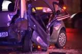Şase victime, patru maşini avariate