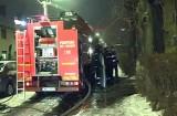 Incendiu în Tractorul şi Schei