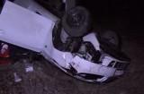 Accident spectaculos