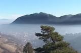 Ceaţă peste Braşov