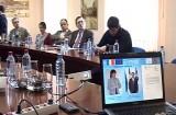 Jurnalişti europeni la Braşov