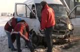 Grav accident de circulaţie între Braşov şi Cristian