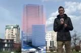 Imobil de 20 de etaje în Centrul Civic