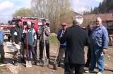 Simulare de inundaţii la Raşnov