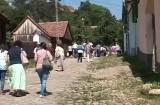 Turismul a explodat la Viscri