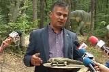 Parc de dinozauri la Rasnov
