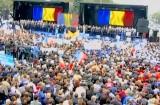Iohannis și-a lansat candidatura