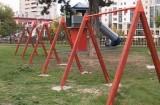 Parcul tematic din Centrul Civic, aproape gata