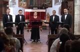 Cvintetul Anatoly, succes la Chisinau